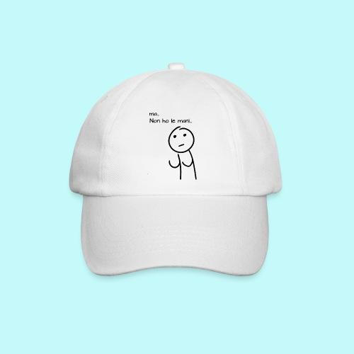 ma-non-ho-le-mani - Cappello con visiera