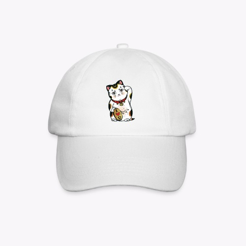 Love Lucky Cat - Baseball Cap