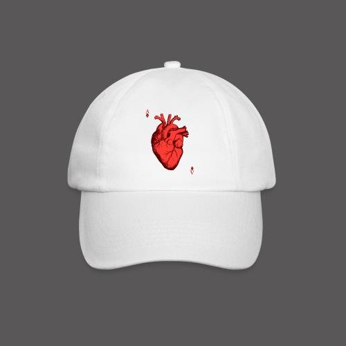 Herz Ass - Baseballkappe
