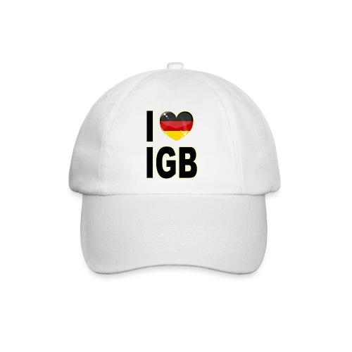 I Herz IGB - Baseballkappe