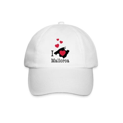 love Mallorca Balearen Spanien Ferieninsel Urlaub - Baseball Cap