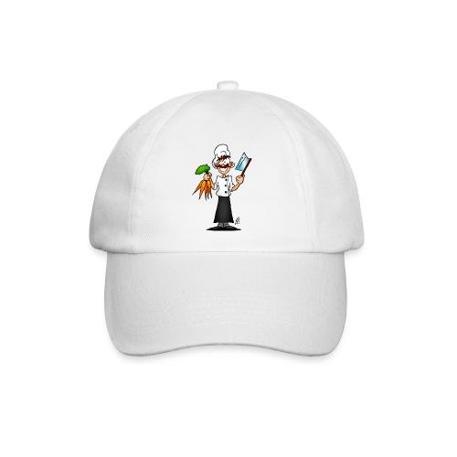 The vegetarian chef - Baseball Cap