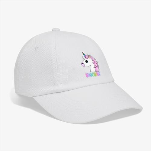 Unicorn - Cappello con visiera