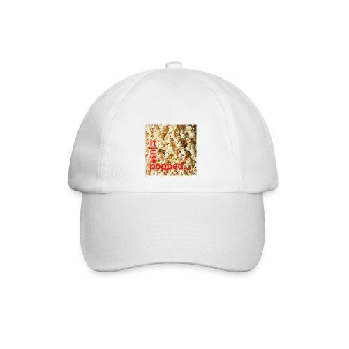 Popcorn - Basebollkeps