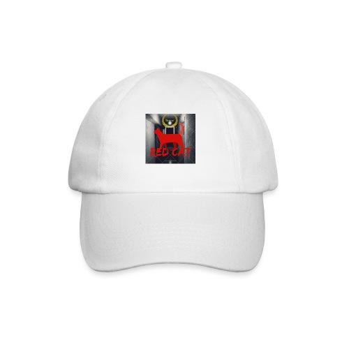 Red Cat (Deluxe) - Baseball Cap