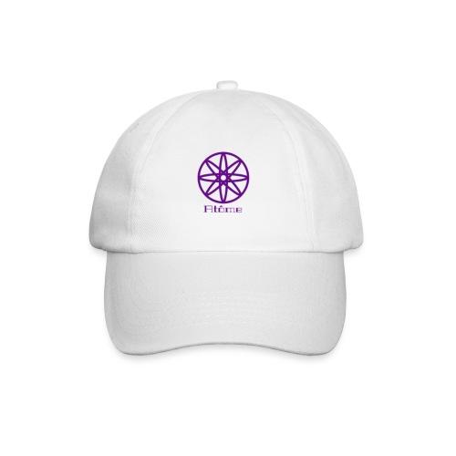La boule d'atôme violet - Baseballkappe