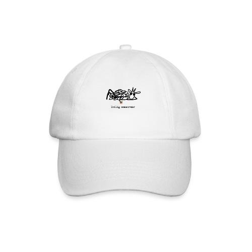 deilig sommervær hvit png - Baseballcap