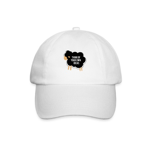 Think of your own idea! - Baseball Cap