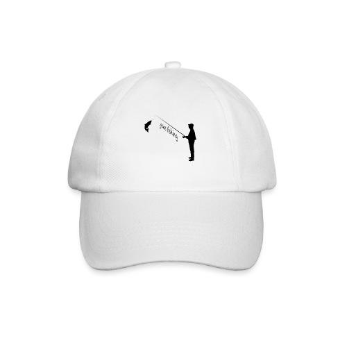 Angler gone-fishing - Baseballkappe