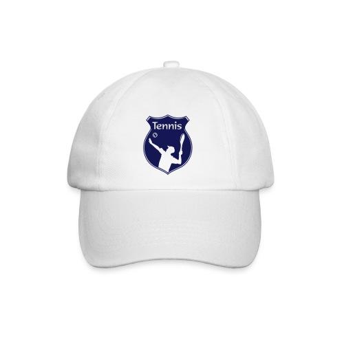 Tennis Emblem / Wappen - Baseballkappe