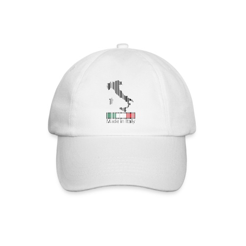 Made in Italy - Cappello con visiera