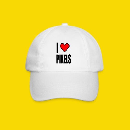 I Love Pixels - Czapka z daszkiem