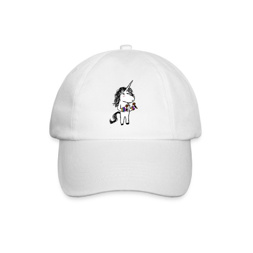 unicorno Dancer - Cappello con visiera