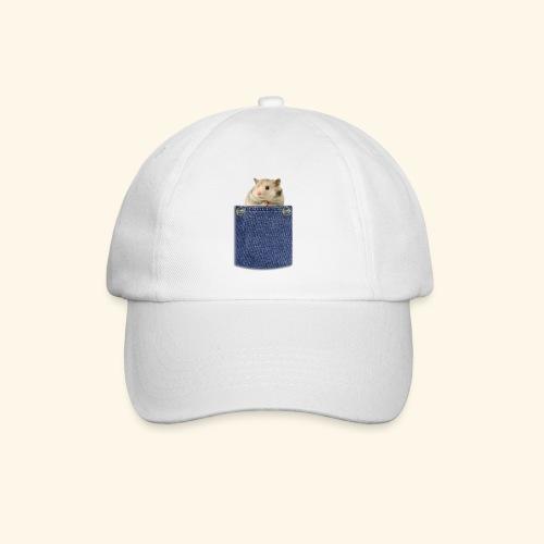 hamster in the poket - Cappello con visiera