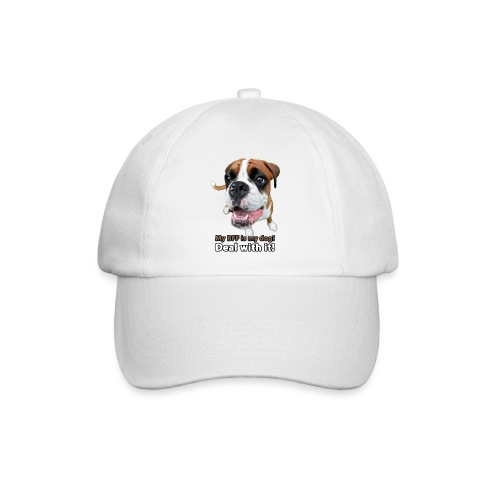 MY Best Friend Forever is my dog! - Baseball Cap