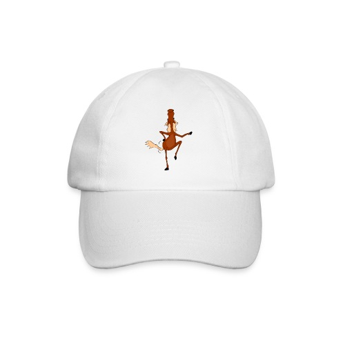 Tanzpferd - Baseballkappe