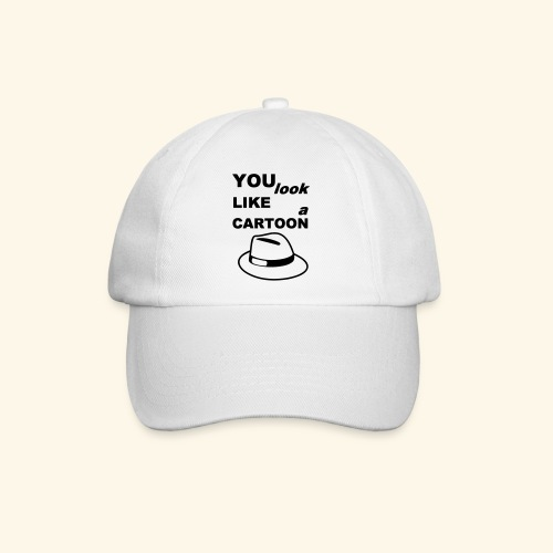 Cartoon Spruch Zitat lustig Geschenk - Baseball Cap