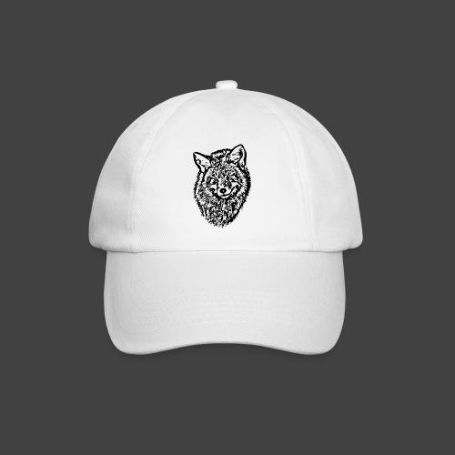 FOX1 - BLACK - Baseball Cap
