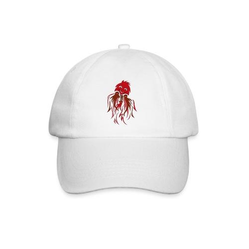 fantasma halloween rosso - Cappello con visiera
