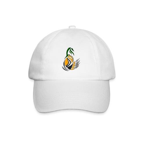 disegno decorativo bocciolo - Cappello con visiera