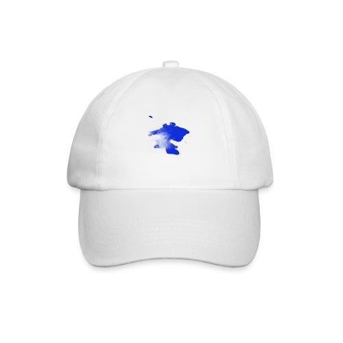 ink splatter - Baseball Cap