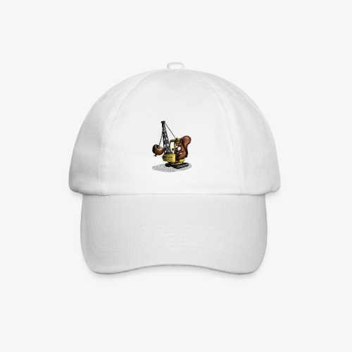 Conker Bonker Squirrel - Baseball Cap