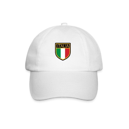 SCUDETTO ITALIA CALCIO - Cappello con visiera