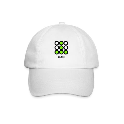 Man - Cappello con visiera