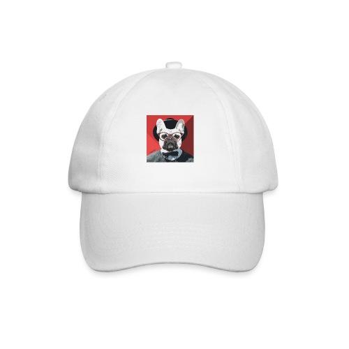 French Bulldog Artwork 2 - Baseballkappe