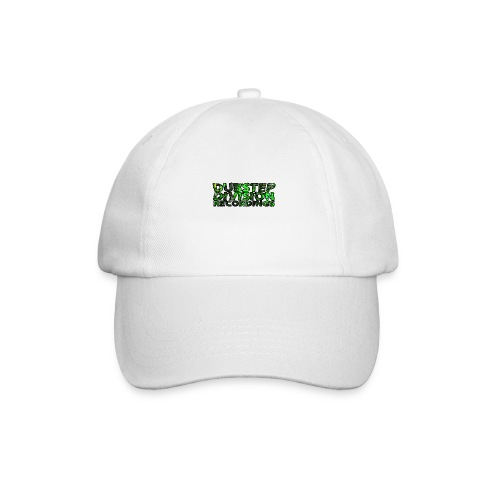 Dubstep Division Recordings Logo Green - Baseballkappe