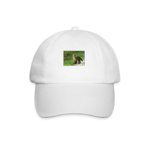 vossen shirt kind - Baseballcap