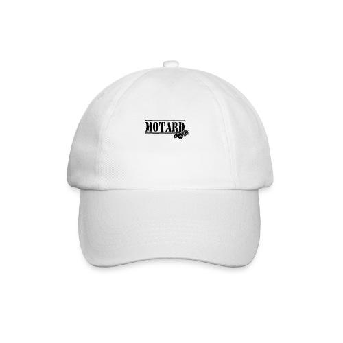 Motard Logo - Cappello con visiera