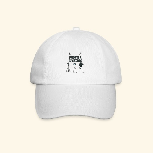pronti a scattare - Cappello con visiera