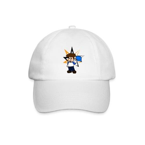 Tesalbert mit Hut und Stern png - Baseballkappe