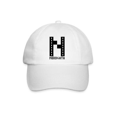 nerdgata logo PNG - Baseballcap
