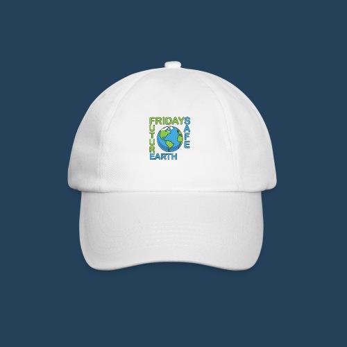 Safe Our Earth - Baseballkappe