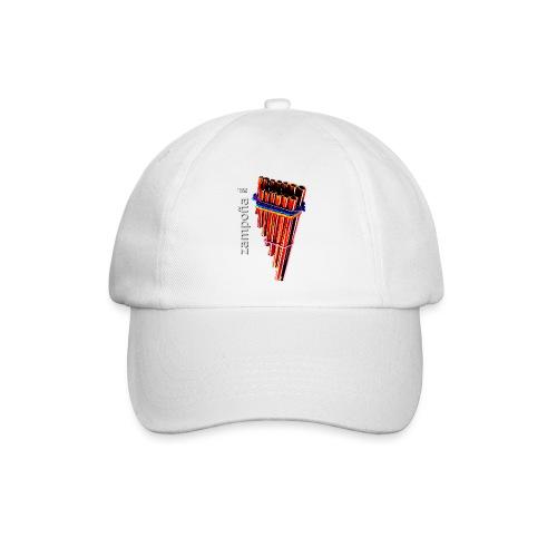 Zampoña - Gorra béisbol