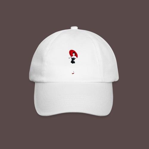 Pin up - Red Umbrella - Cappello con visiera
