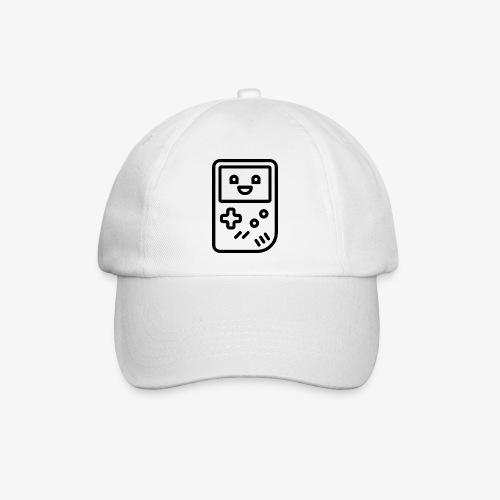 Smiling game console (black) - Baseball Cap