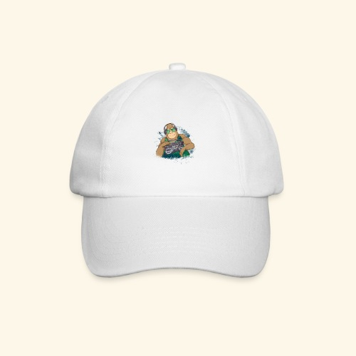 Gorilla Jungle Hiphop - Gorra béisbol