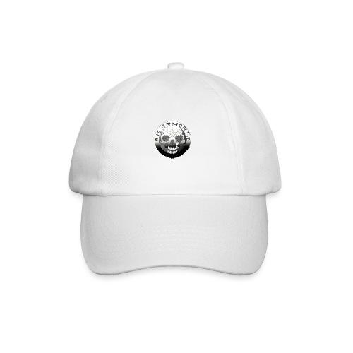 Rigormortiz Black White Design - Baseball Cap