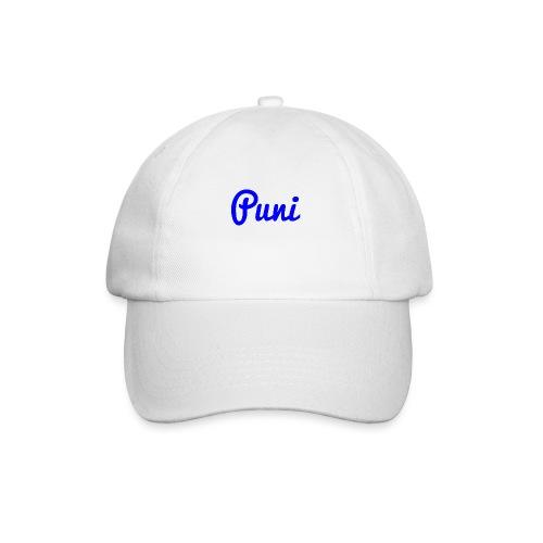 puni shirt Blauw - Baseballcap