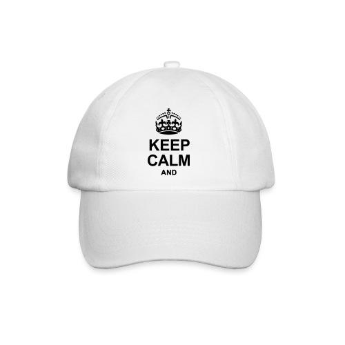 KEEP CALM - Baseball Cap
