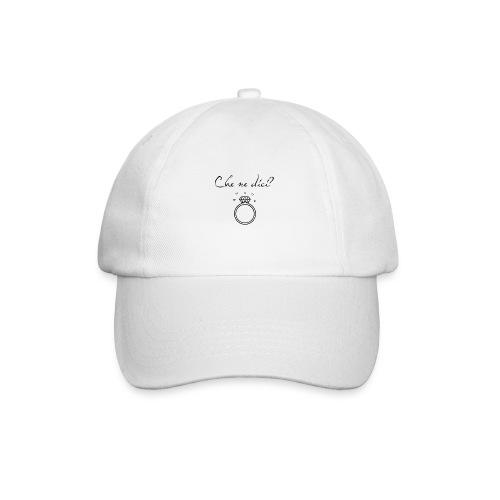 MarryMe - Cappello con visiera