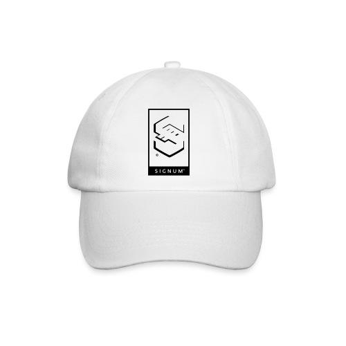 signumGamerLabelBW - Baseball Cap