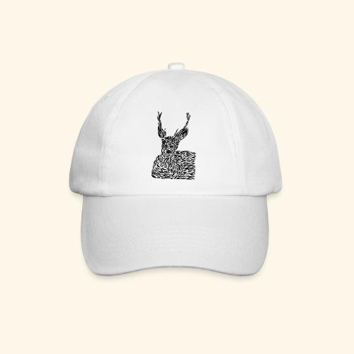 deer black and white - Lippalakki
