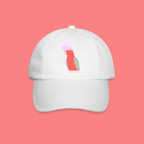 PINK CACATUA - Cappello con visiera