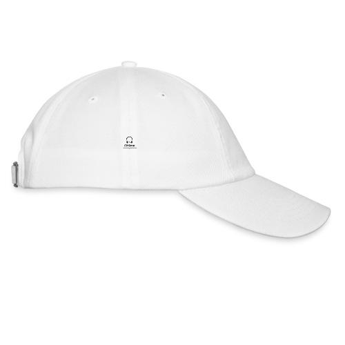 Dj + Atôme - Baseballkappe