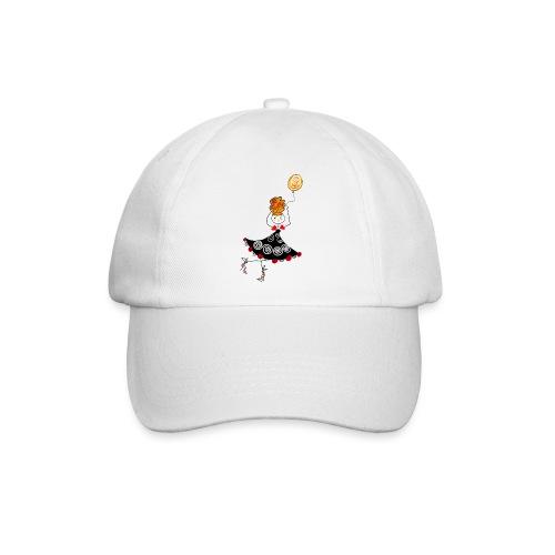 Ballerina con palloncino - Cappello con visiera