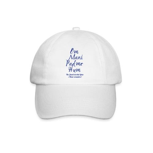 OM MANI PADME HUM - Cappello con visiera